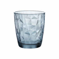 VASO DOF DIAMOND AZUL