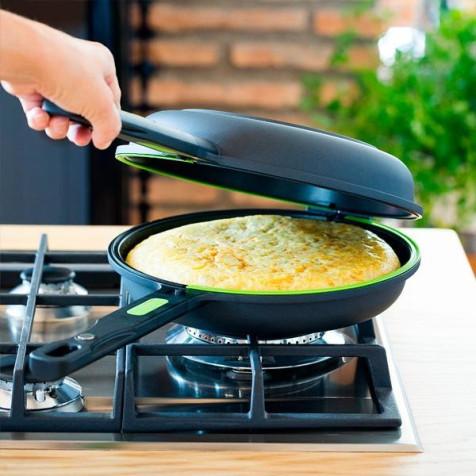 Sartén para tortillas y asados