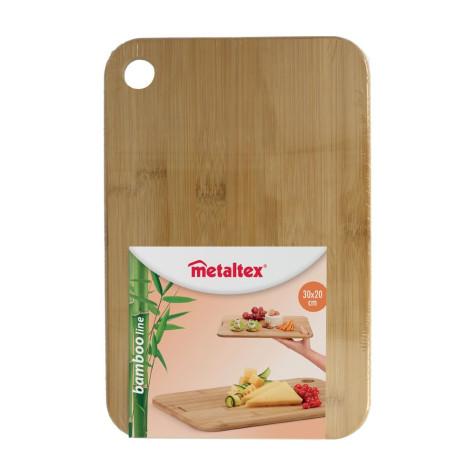 Tabla bambú rectangular...