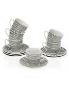 Vajillas, café y té