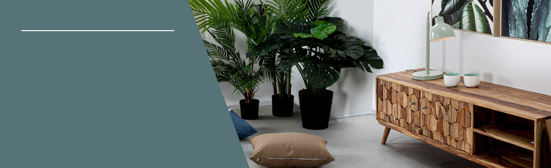 Muebles, decoración